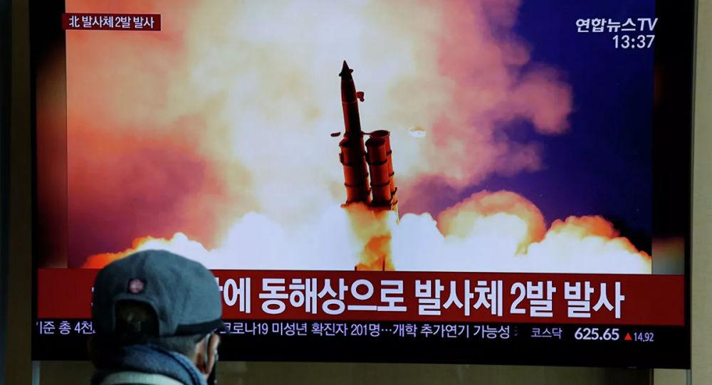 俄罗斯学者:朝鲜发射导弹后日本海未检测到地震现象