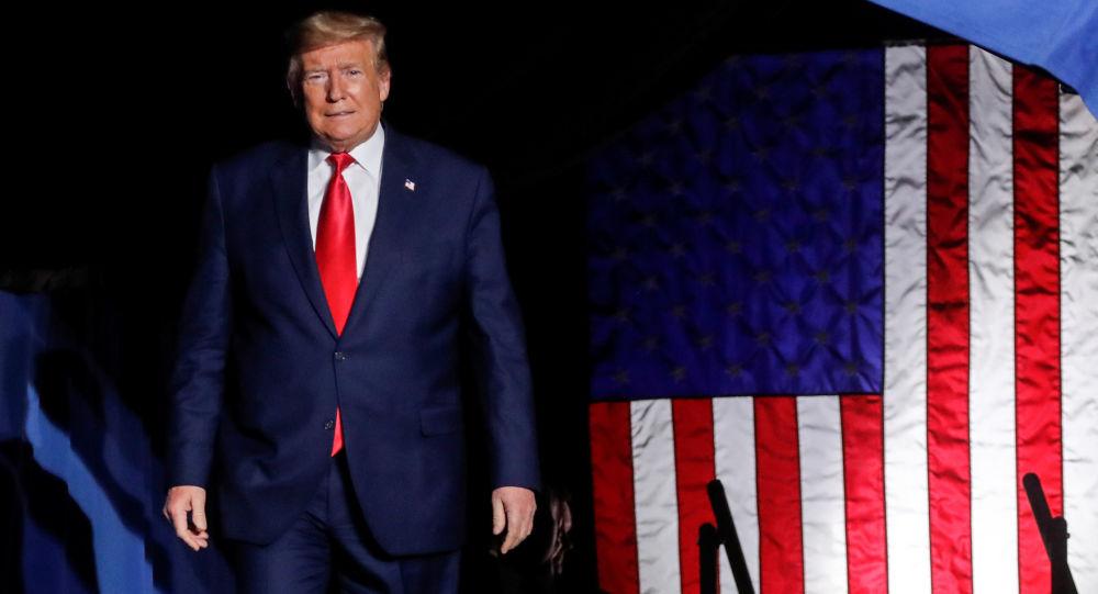 特朗普宣佈四次12月集會日期 涉及其前政府歷史問題