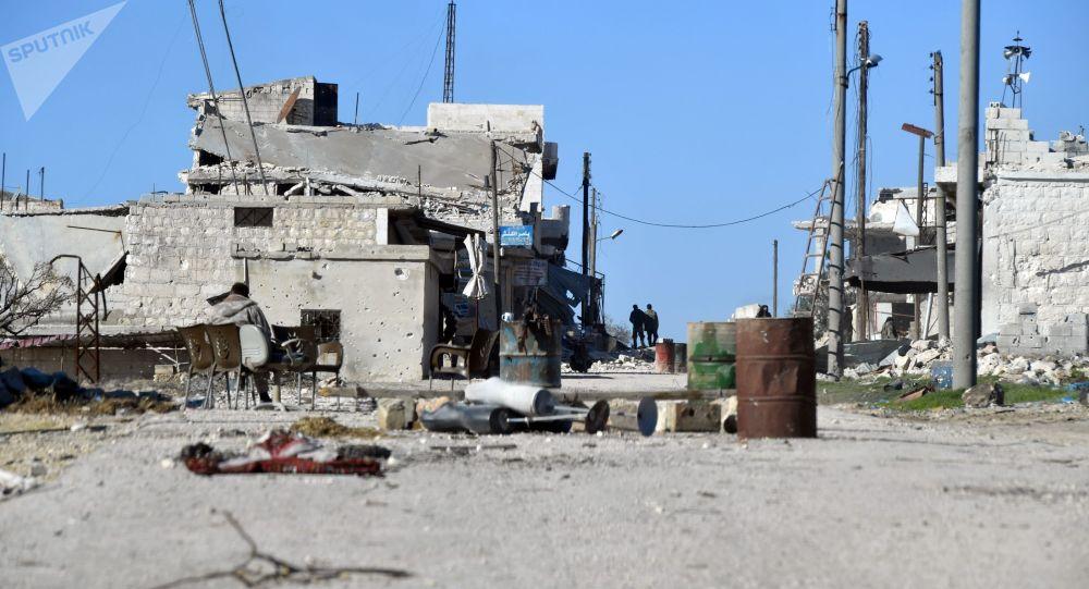 叙利亚外交部:禁化武组织有关化武袭击的报告是伪造的