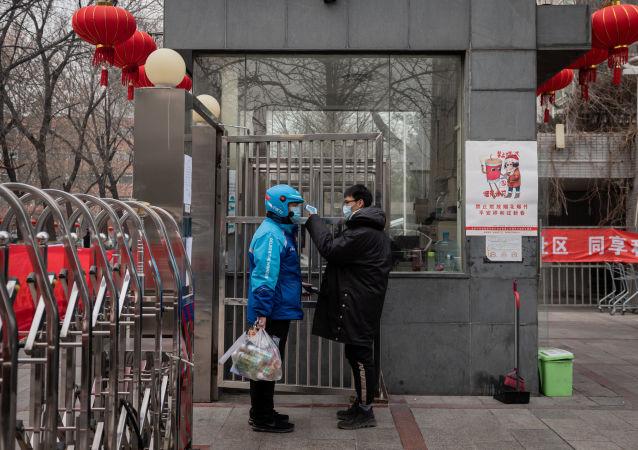 中國首次在湖北以外未發現新冠肺炎病毒感染病例