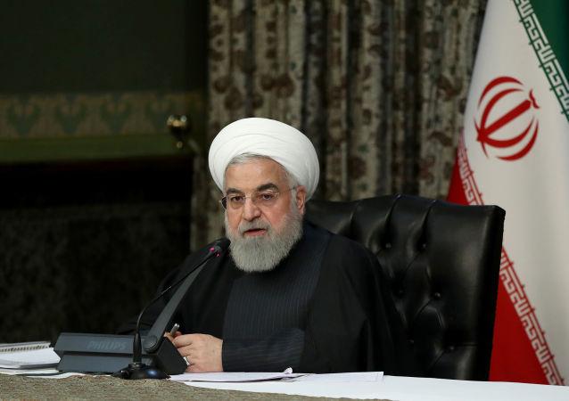 魯哈尼在與普京通話時重申德黑蘭致力於維護伊核協議