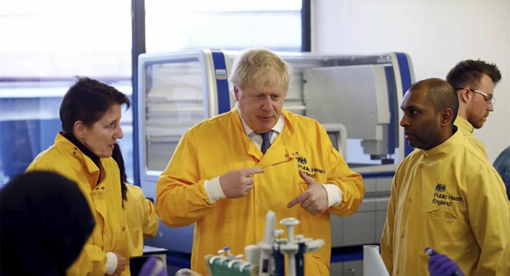 讓英國政治精英感染新冠病毒的零號病人現身