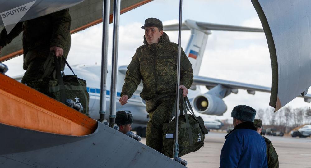 克宫:将派专机向美国运送医疗设备和防护用品