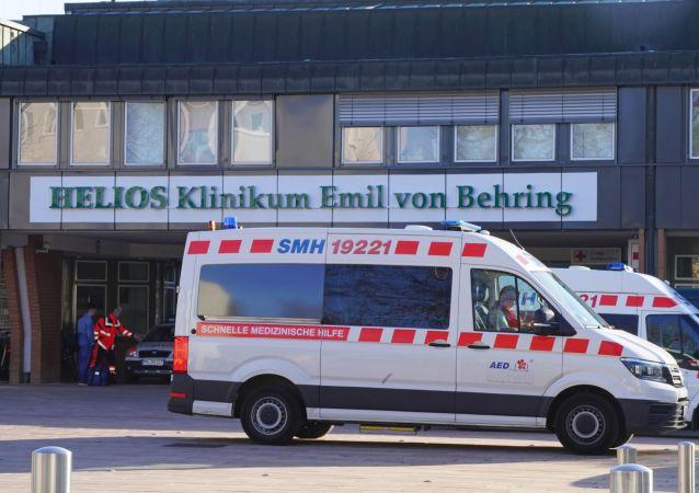 罗伯特·科赫研究所:德国单日新增1.47万确诊新冠感染病例 创下新记录