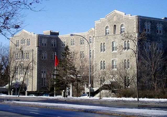 中國駐加拿大使館