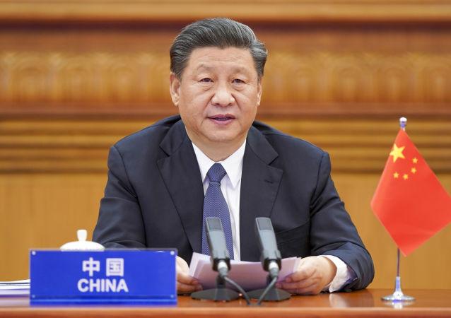 习近平:中国正式设立第一批国家公园 保护面积达23万平方公里