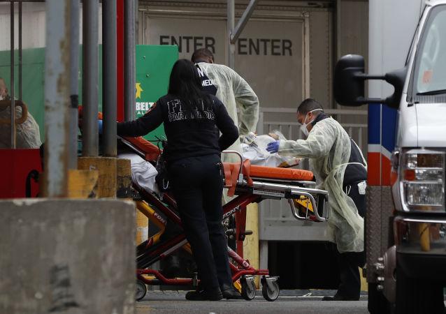 首名感染新冠病毒的幼婴在美国死亡