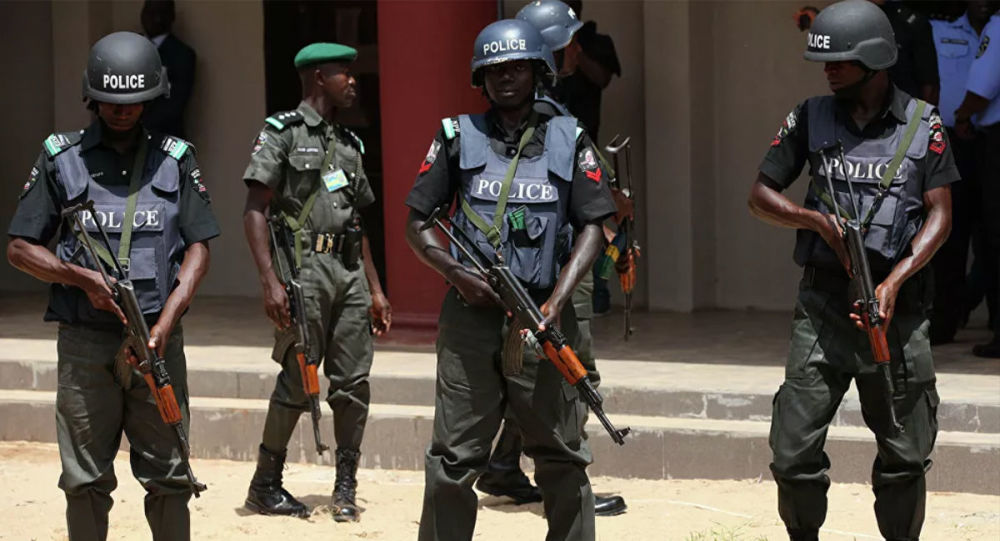 尼日利亚警察
