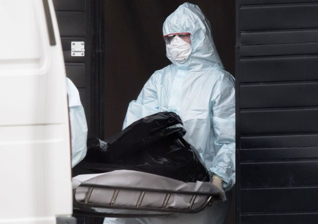 世卫组织总干事向俄罗斯新冠肺炎死者家属表示慰问