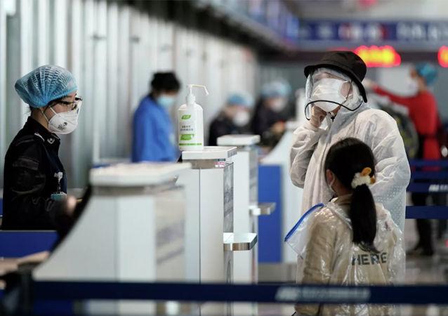 中国11月5日新增36例新冠确诊病例 其中30例为境外输入