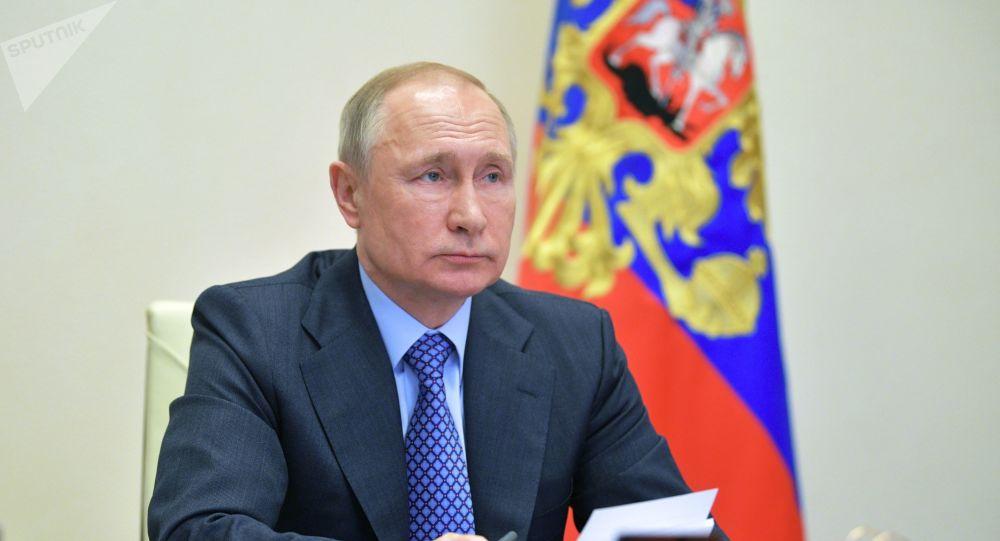 普京,欧亚经济联盟成员国领导人会议