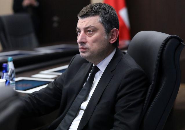 格魯吉亞總理加哈里亞