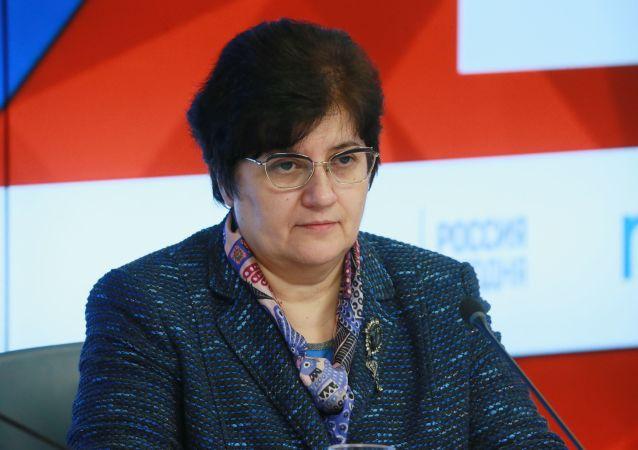 世界卫生组织驻俄罗斯代表武伊诺维奇