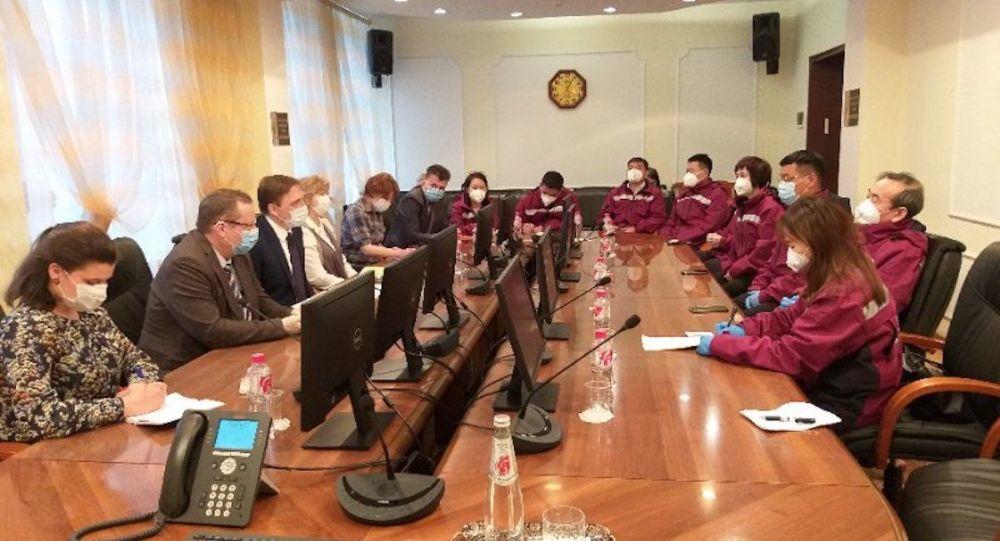 中国赴俄抗疫医疗专家组表示已结束在俄工作