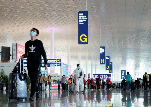 外媒:黄金周中国国内旅游业一片繁荣