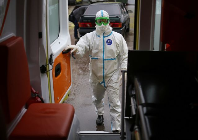 俄防疫指揮部:俄單日新增新冠病毒感染病例25133例 累計超766.2萬例