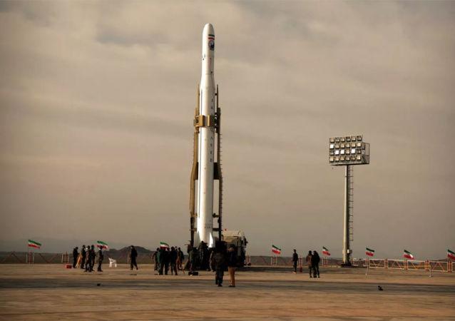 媒体:伊朗在失败尝试后打算向太空发射新卫星