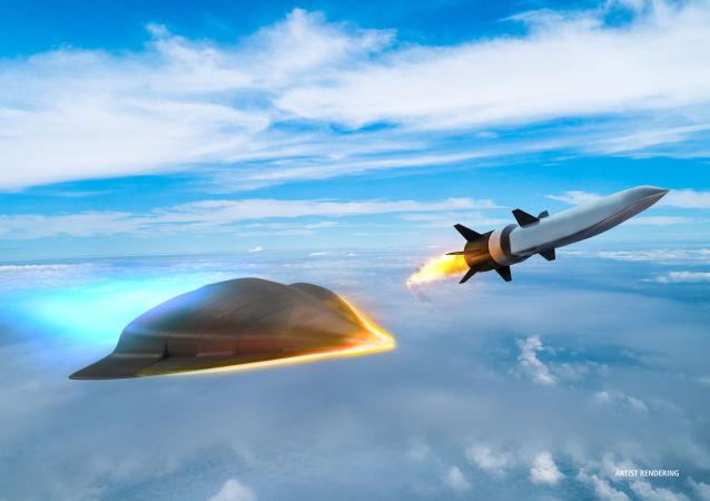 美國高超音速武器