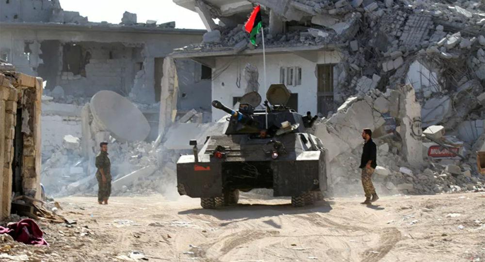 美国称俄罗斯参与利比亚事务影响华盛顿的地缘政治利益