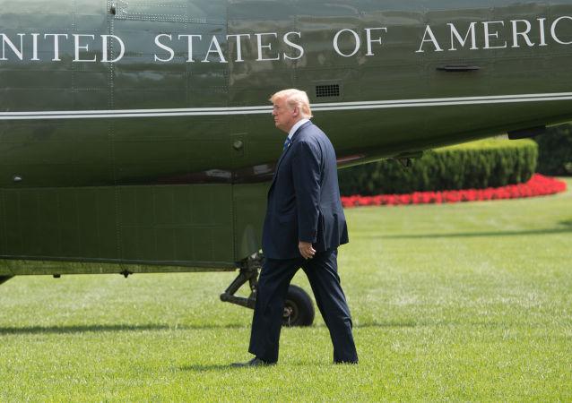 特朗普希望疫情趋缓情况下G7峰会在戴维营举行