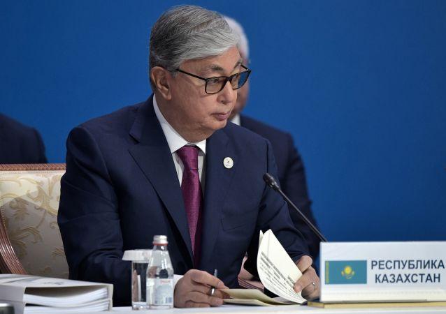 哈總統:哈中正在實施超過50個合作項目