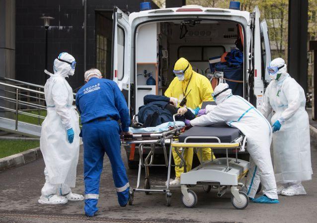 新加坡科学家推迟俄罗斯冠状病毒疫情结束的时间