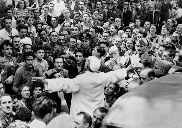 庇護十二世(Pius XII.)