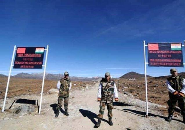 中国与印度成功迅速化解边界冲突