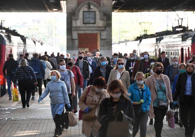 莫斯科等地20%的民众对新冠病毒具有免疫力