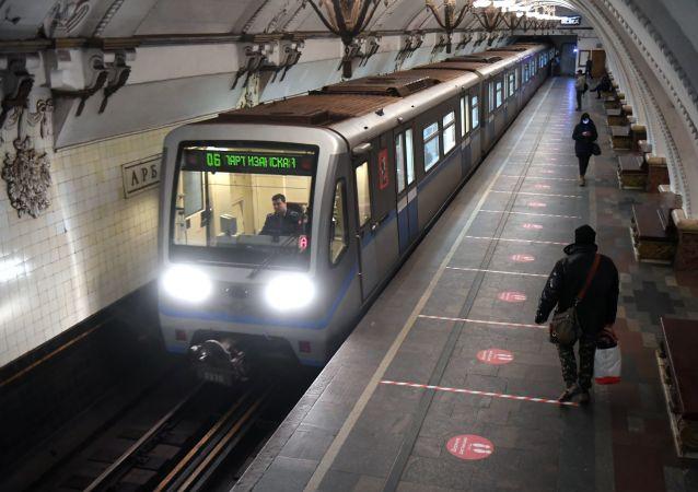 莫斯科70%的地铁站将在2023年前配备语音导航