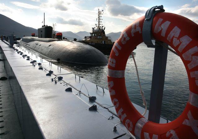 俄太平洋艦隊因颱風「海神」加強安全措施
