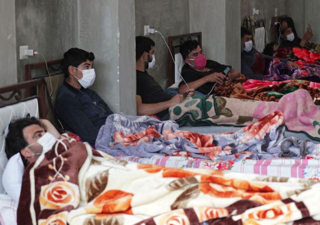 國際紅十字會:敘利亞仍需新冠疫苗 可用的數量不足