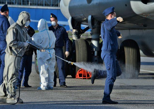 俄国防部在疫情背景下加快三防部队的装备更新流程