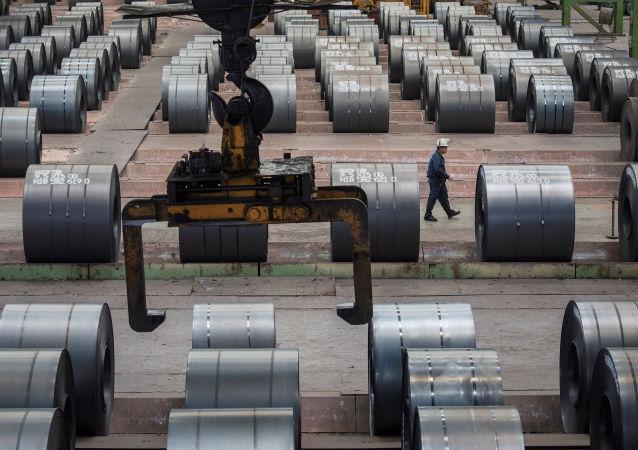 俄自然科学院中国院士李新创:预计中国2020年粗钢产量将突破10亿吨