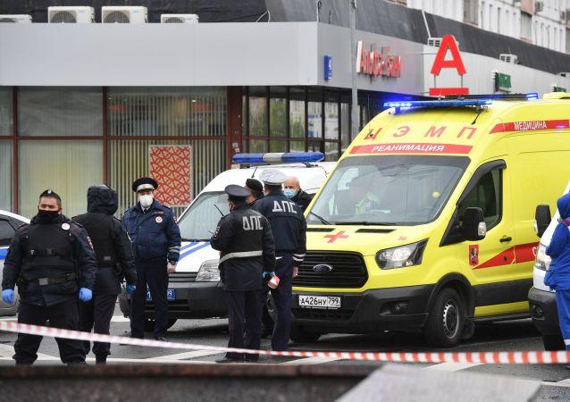 俄莫斯科州住宅發生煤氣爆炸致多層坍塌 有人員受傷