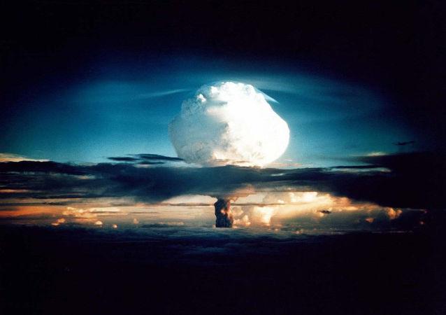 美國務院:美國政府恢復支持《全面禁止核試驗條約》