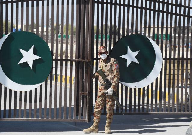 巴基斯坦武装力量发言人:加强巴基斯坦与阿富汗边境安全措施