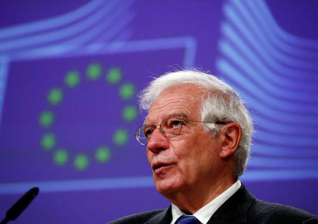 歐盟外交與安全政策高級代表博雷利
