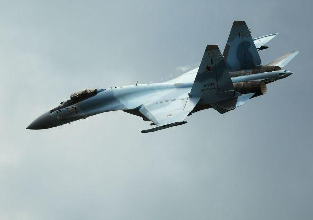 苏-35S歼击机