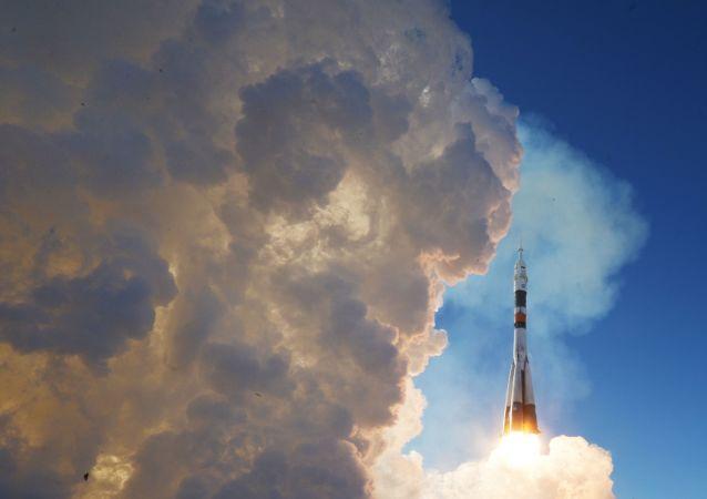 """俄宇航员培训中心:""""联盟MS-17""""号飞船将以创纪录最短时间飞抵国际空间站"""