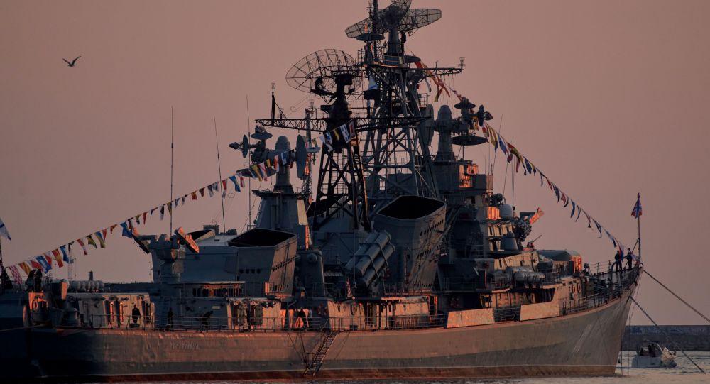 黑海舰队兵力足够用以消除乌克兰海军在亚速海的任何威胁