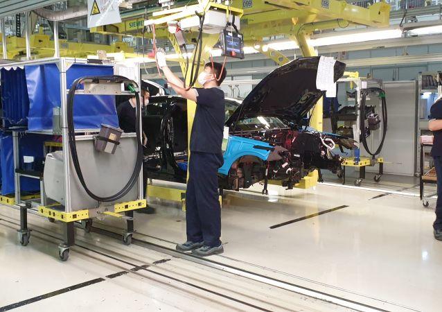 中国统计局:11月份中国PMI为52.1% 表明制造业恢复性增长加快