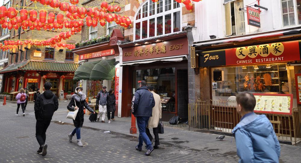 英國商界呼籲倫敦不要與中國翻臉
