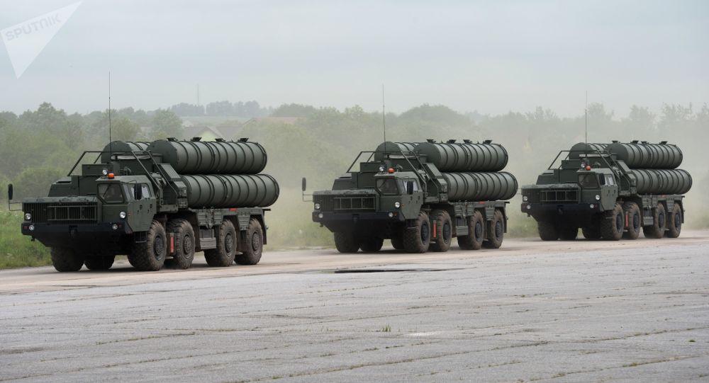 S-400防空导弹