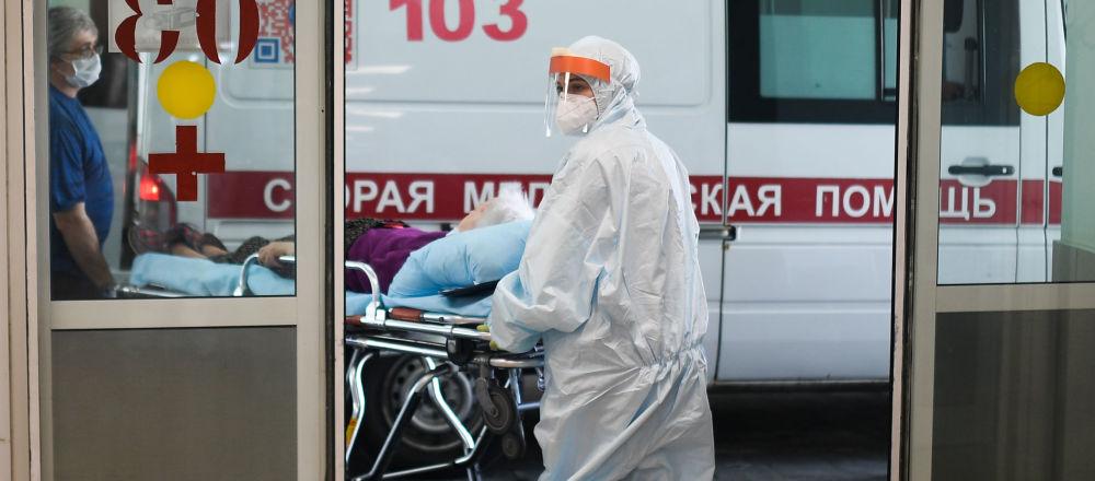 俄防疫指挥部:俄单日新增新冠病毒感染病例20329例 累计超725.4万例