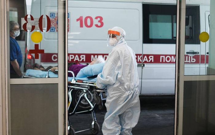 俄防疫指挥部:俄单日新增新冠病毒感染病例37678例