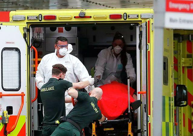 媒體:英國計劃研究新冠病毒二次感染問題 志願者每人報酬7000美元