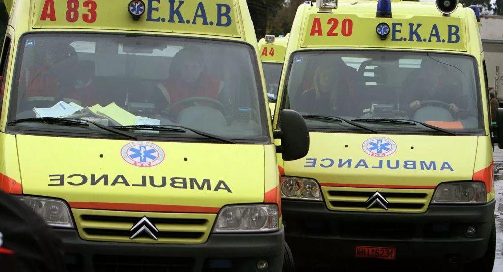 希腊救护车