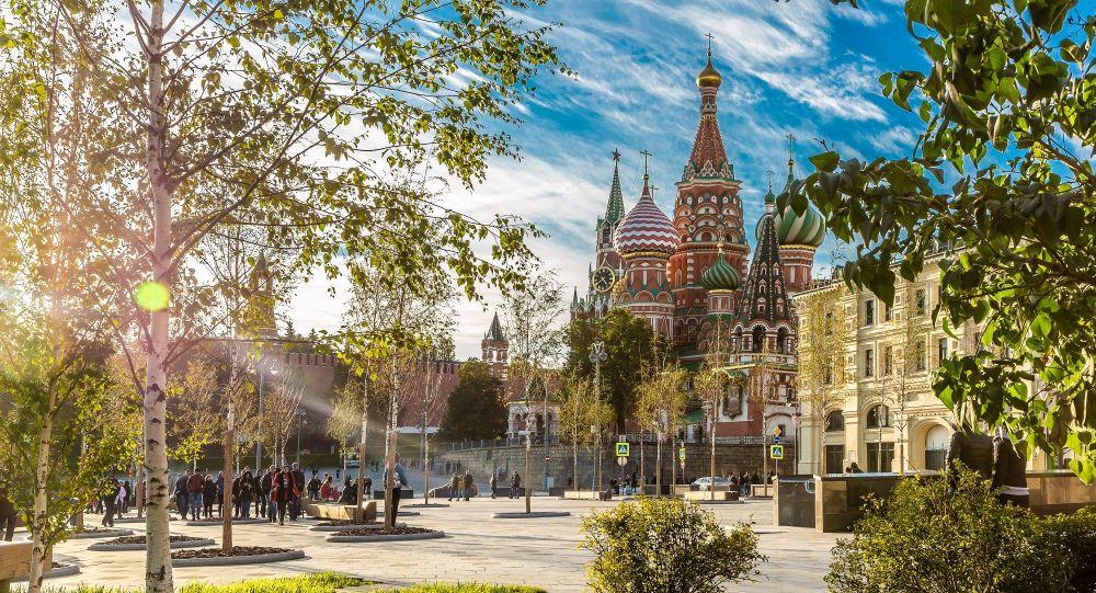 莫斯科政府推出新的中文旅遊在線項目