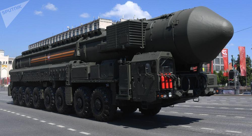 俄總參謀長:俄保留在國家生存受威脅時使用核武器的權利